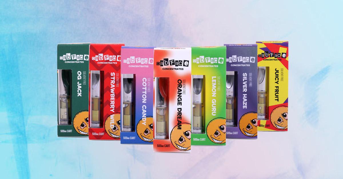 Vape Cartridge Boxes