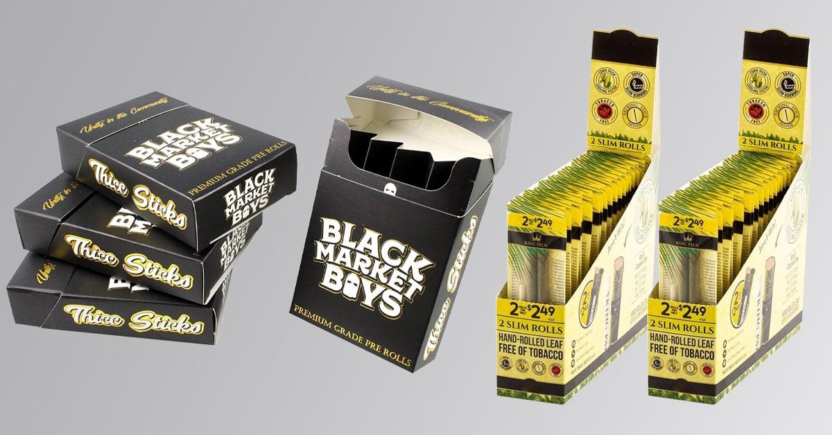 Pre Roll Boxes Wholesale