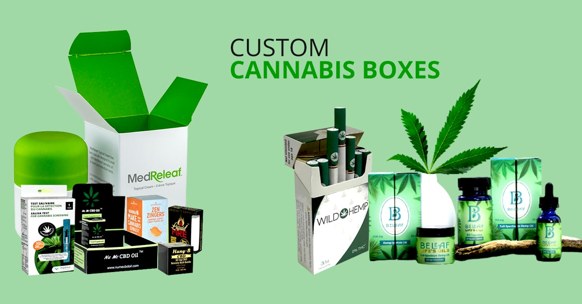Cannabis Boxes