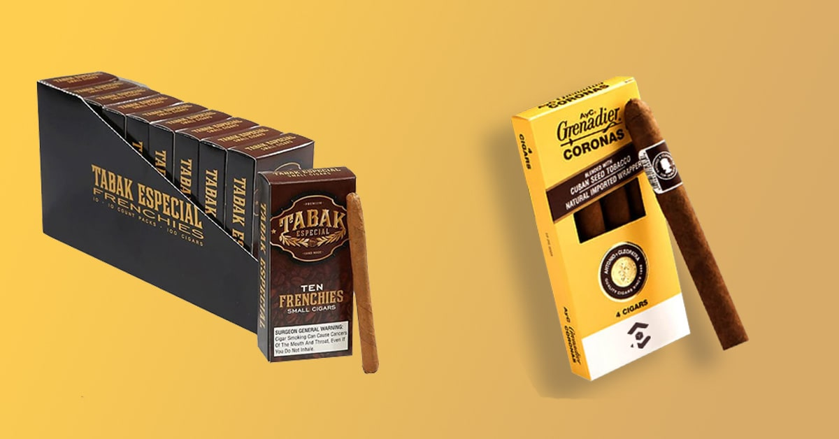 Cigar Boxes Packaging