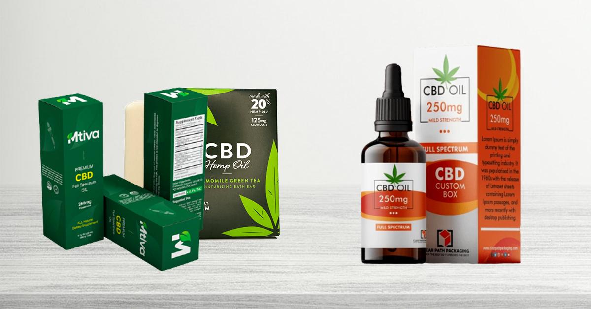 Cannabis boxes Wholesale